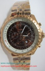 Breitling Bentley Working Chronograph S/S BGM24