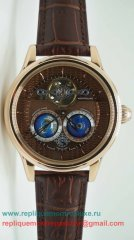 Montblanc Tourbillon Cylindrique NightSky Geosphères Limited Edition MCM70