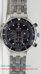 Omega Seamaster Working Chronograph S/S OAM80