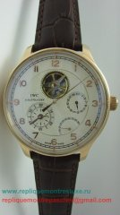 IWC Portuguese Automatique Tourbillon Working Power Reserve ICM101