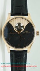 IWC Portuguese F.A Jones Tourbillon Working Power Reserve Automatique ICM59