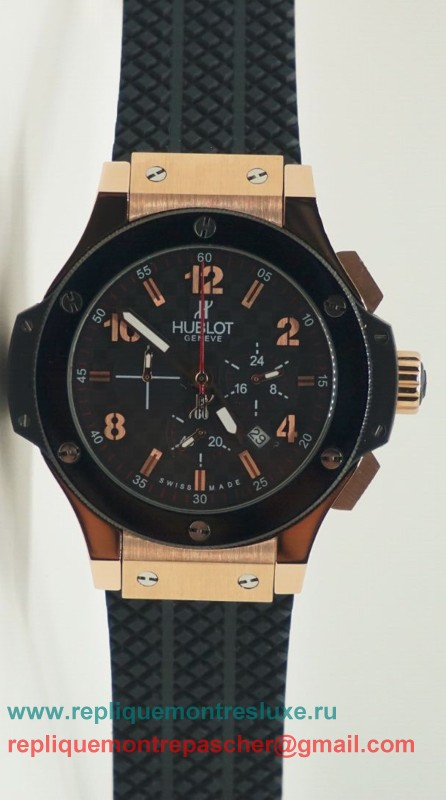 Hublot Big Bang King Working Chronograph HTM19