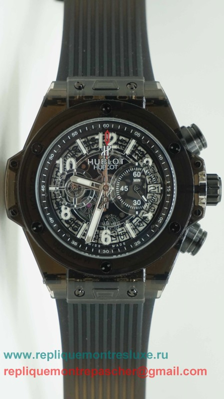 Hublot Big Bang Unico Working Chronograph HTM101