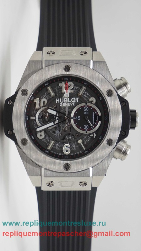Hublot Big Bang King Working Chronograph HTM136