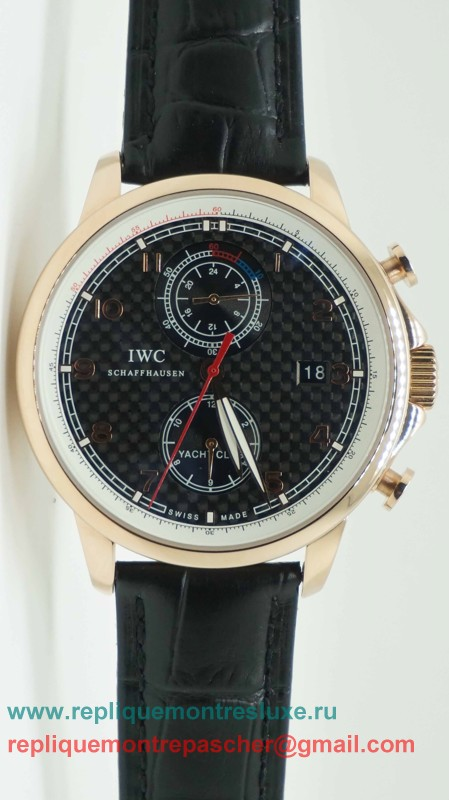 IWC Portuguese Two Time Zone Automatique ICM133