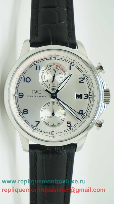 IWC Portuguese Two Time Zone Automatique ICM135
