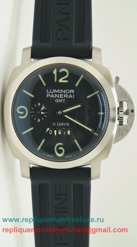 Panerai Luminor GMT Automatique Power Reserve PIM74