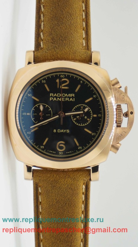 Panerai Radiomir 8 Days Working Chronograph PIM76