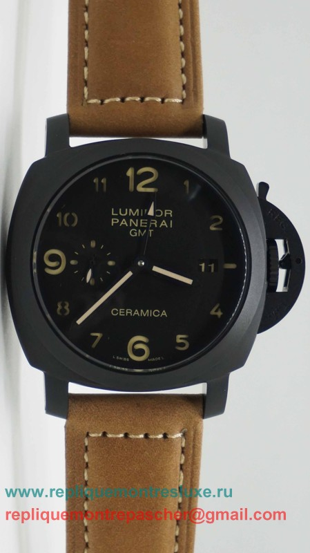 Panerai Luminor GMT Ceramica Automatique PIM79