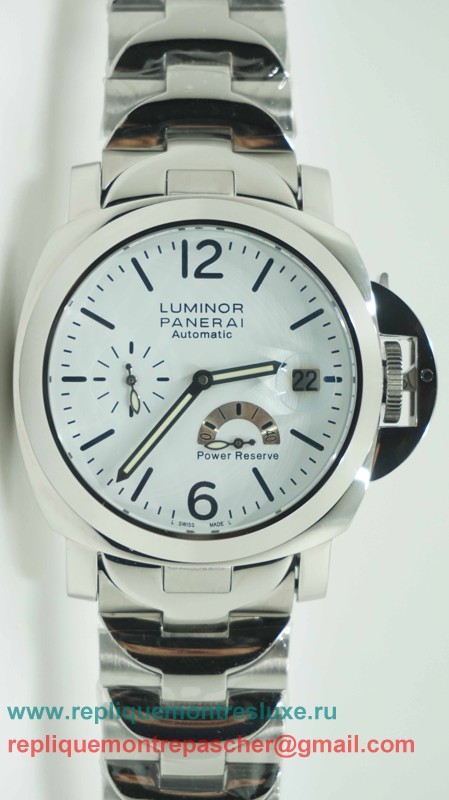 Panerai Luminor Automatique Power Reserve S/S PIM82
