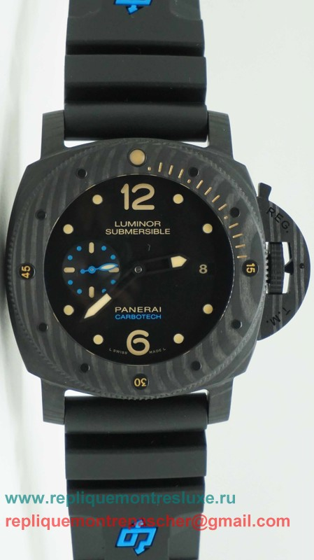 Panerai Luminor Submersible Suisse P.9000 Automatique PIM93