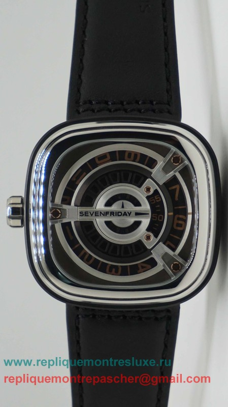 Sevenfriday M-Series Automatique Citizen Movement SYM1