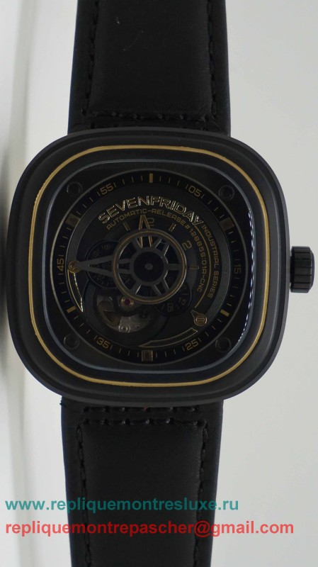 Sevenfriday P-Series Automatique Citizen Movement SYM4