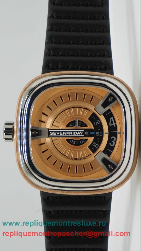 Sevenfriday M-Series Automatique SYM8