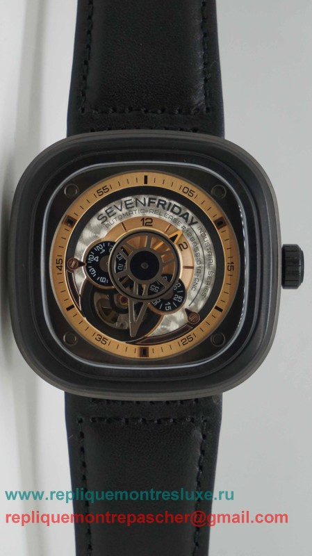 Sevenfriday P-Series Automatique SYM10