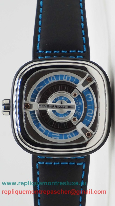 Sevenfriday M-Series Automatique Citizen Movement SYM13