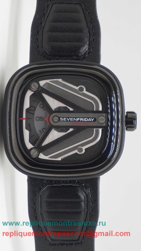 Sevenfriday M-Series Automatique Citizen Movement SYM15