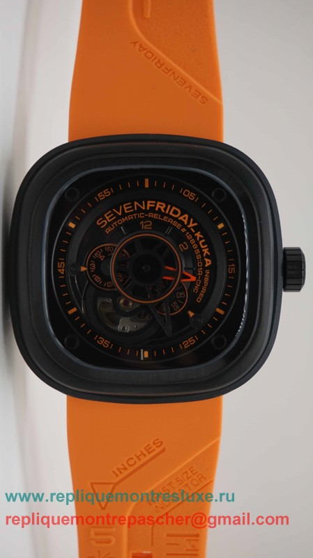 Sevenfriday P-Series Automatique Citizen Movement SYM3