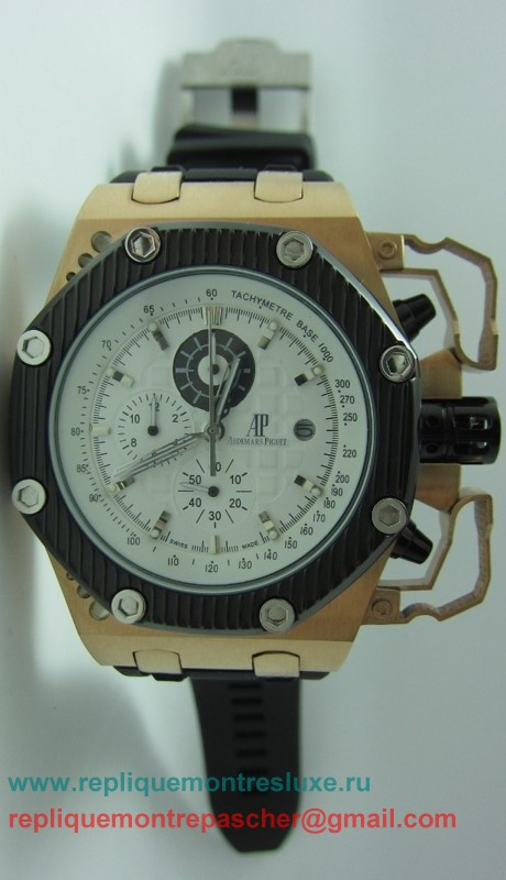 Audemars Piguet Royal Oak Offshore Survivor Working Chronograph APM46