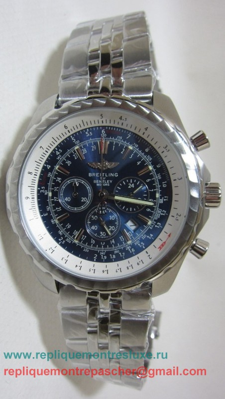 Breitling Bentley Working Chronograph S/S BGM21