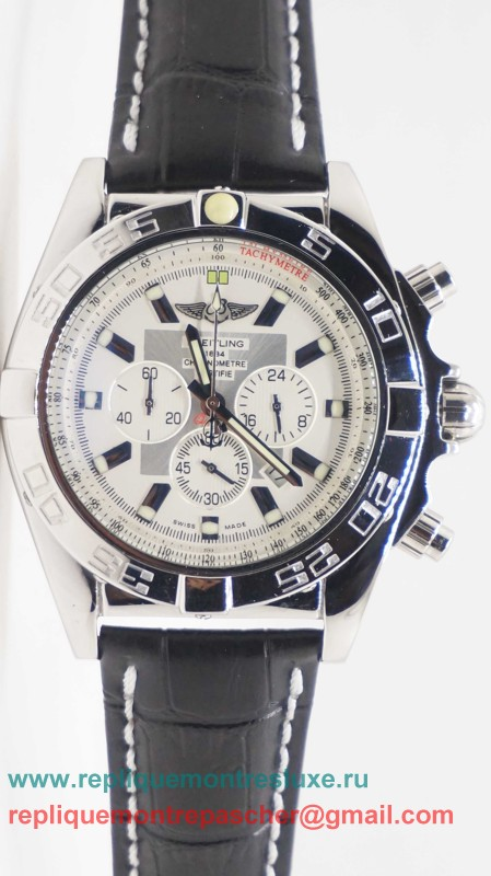 Breitling Chronomat Evolution Working Chronograph BGM80