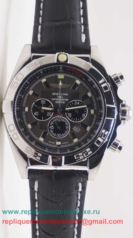 Breitling Chronomat Evolution Working Chronograph BGM136