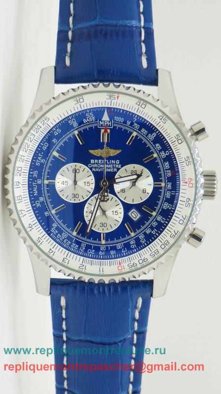 Breitling Navitimer Working Chronograph BGM187