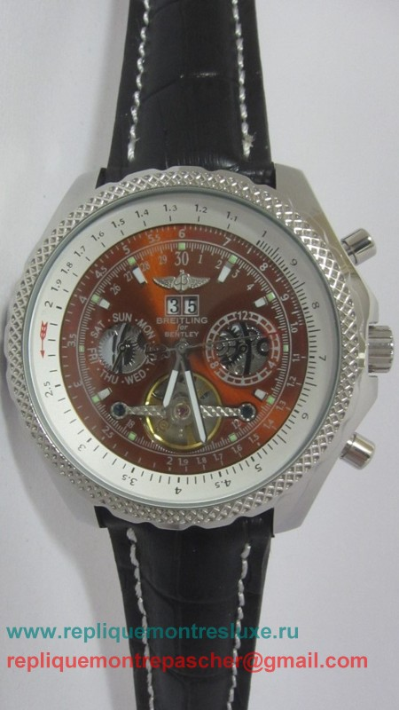 Breitling Bentley Automatique Tourbillon BGM185