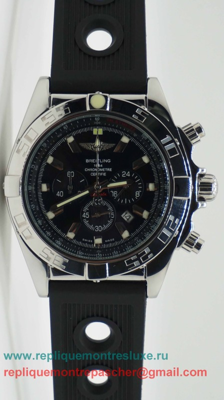 Breitling Chronomat Evolution Working Chronograph BGM196