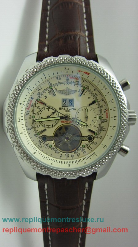 Breitling Bentley Automatique Tourbillon BGM197