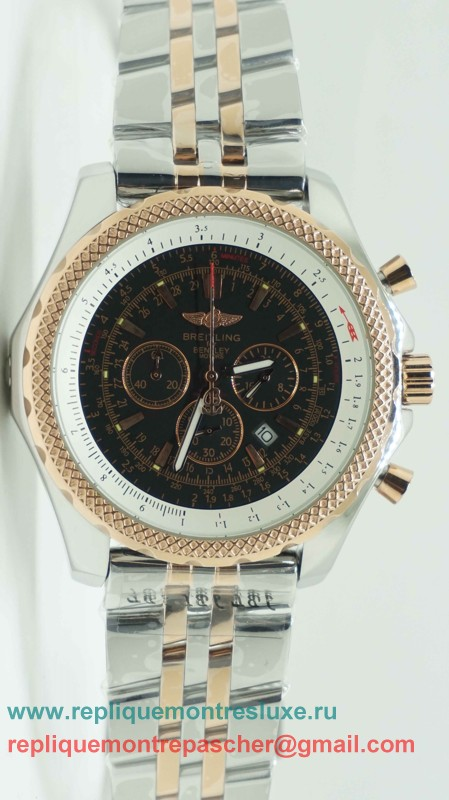 Breitling Bentley Working Chronograph S/S BGM198