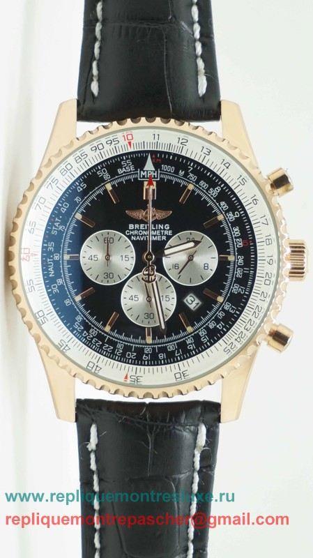 Breitling Navitimer Working Chronograph BGM202