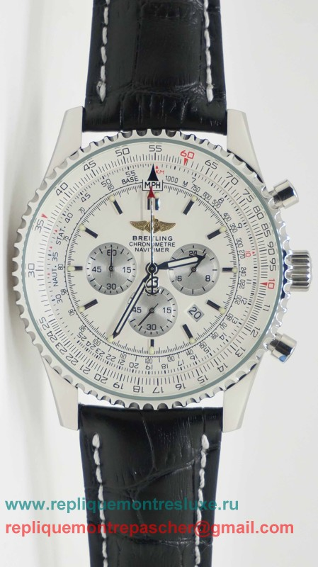 Breitling Navitimer Working Chronograph BGM207