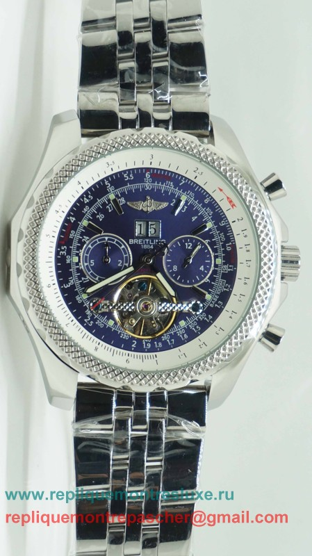 Breitling Bentley Automatique Tourbillon S/S BGM209