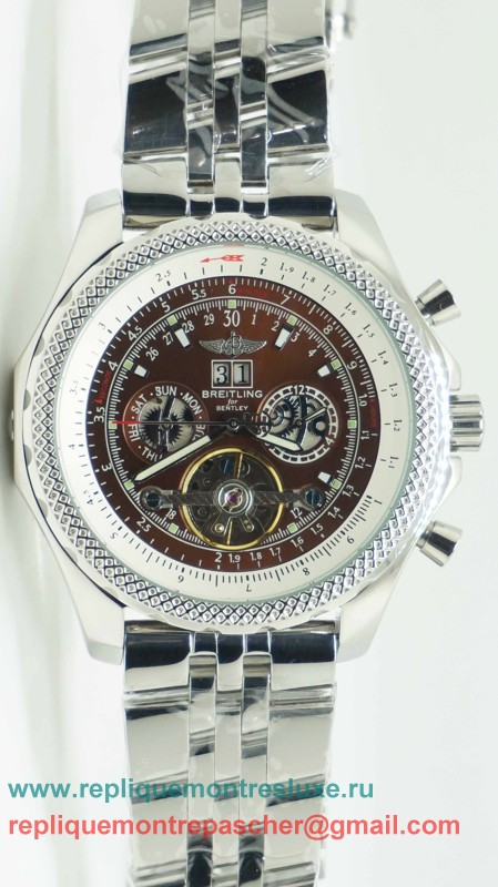 Breitling Bentley Automatique Tourbillon S/S BGM211