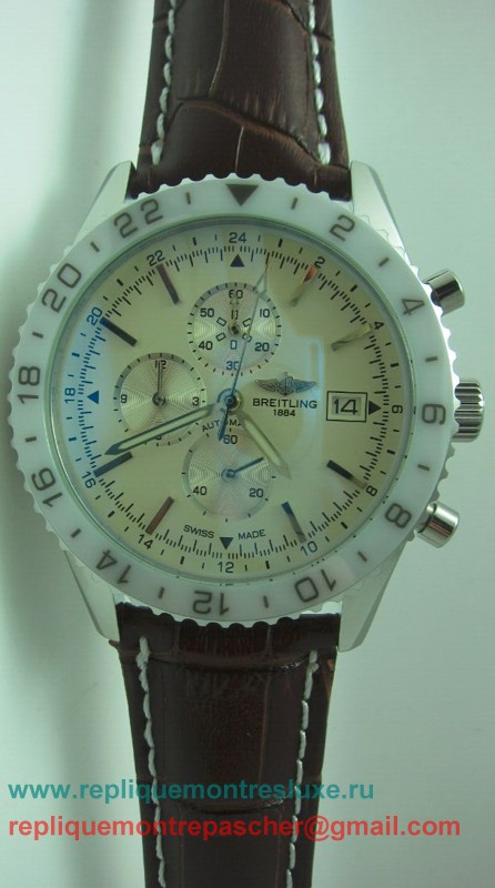 Breitling Chronoliner Working Chronograph BGM215
