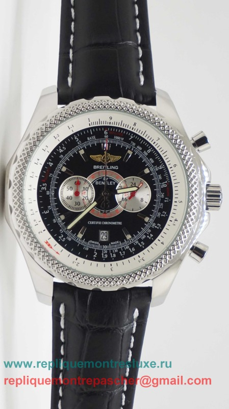 Breitling Bentley Working Chronograph BGM220
