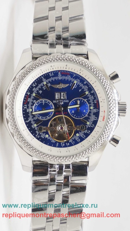 Breitling Bentley Automatique Tourbillon S/S BGM222