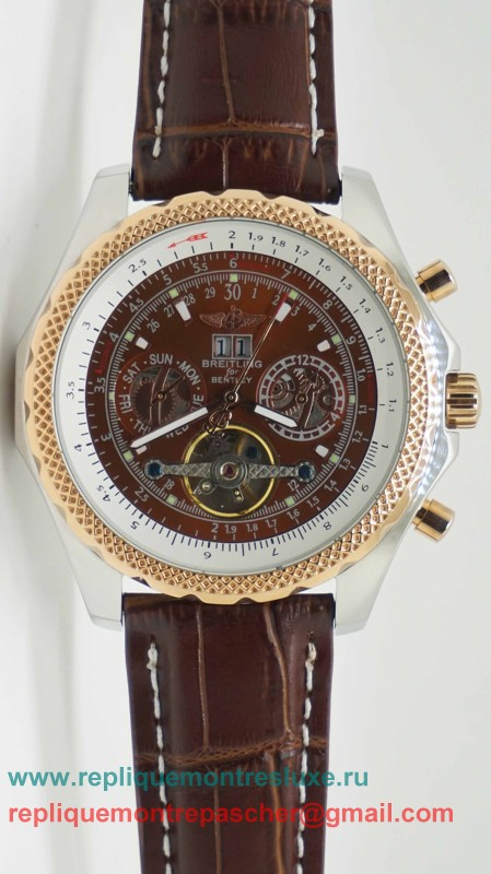 Breitling Bentley Automatique Tourbillon BGM226