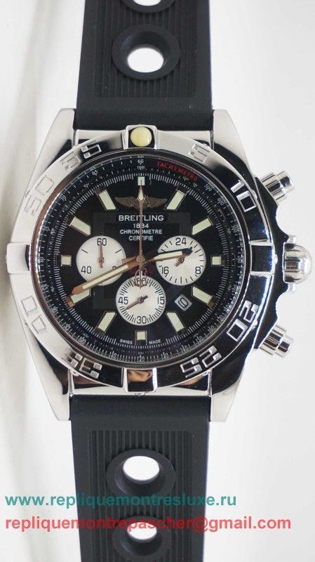 Breitling Chronomat Evolution Working Chronograph BGM230