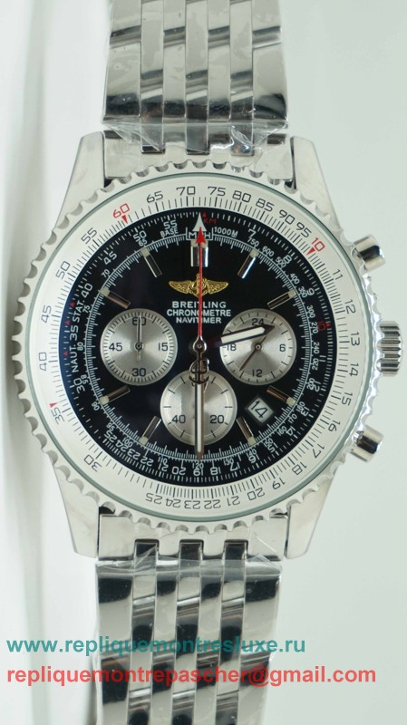 Breitling Navitimer Working Chronograph S/S 42MM BGM234