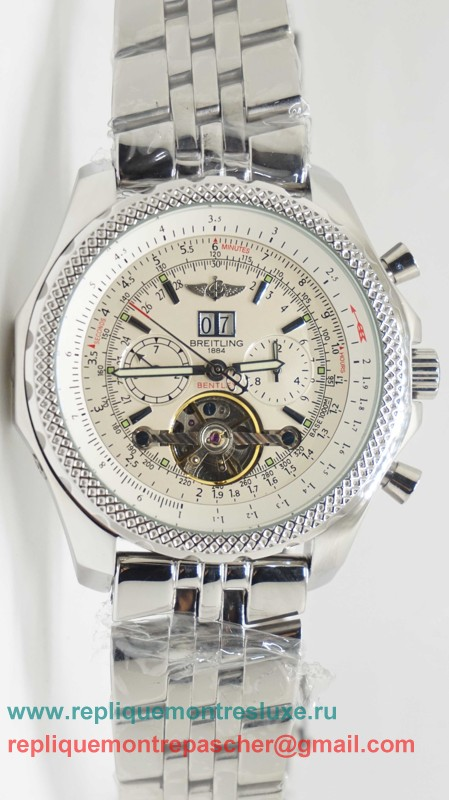 Breitling Bentley Automatique Tourbillon S/S BGM257