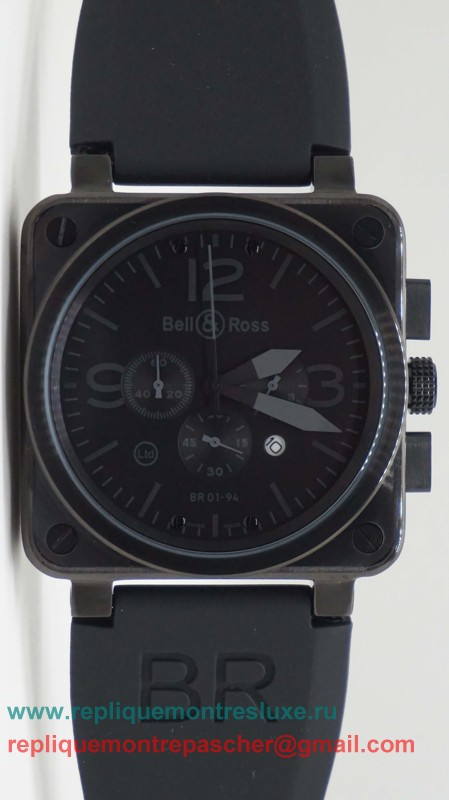 Bell & Ross BR01-94 Working Chronograph BRM10