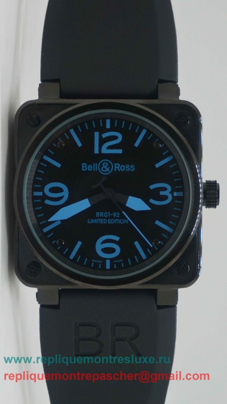 Bell & Ross BR01-92 Limited Edition Automatique BRM21