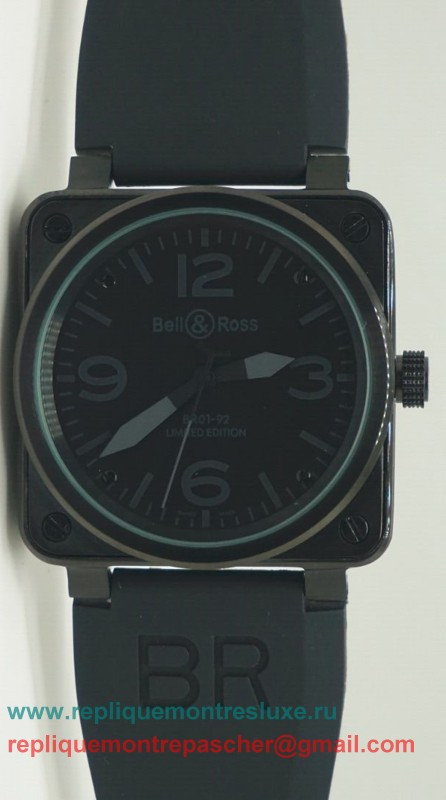 Bell & Ross BR01-92 Limited Edition Automatique BRM23