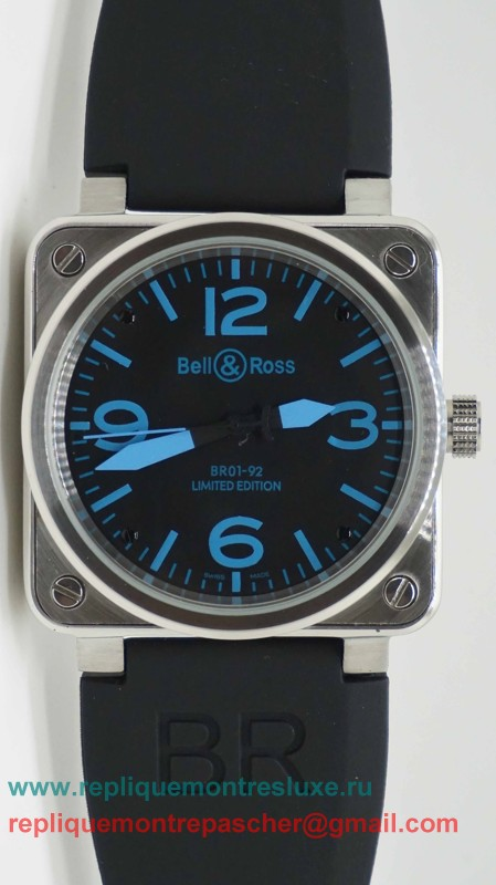 Bell & Ross BR01-92 Limited Edition Automatique BRM38