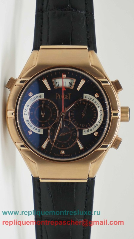 Piaget Polo Working Chronograph PTM6