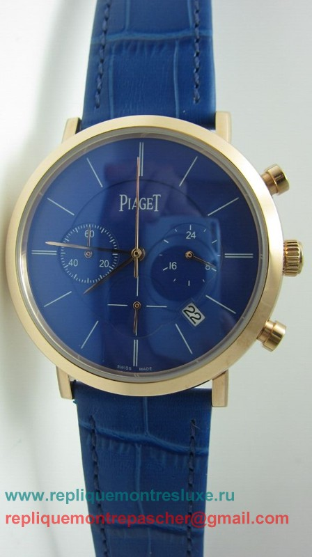 Piaget Working Chronograph PTM31