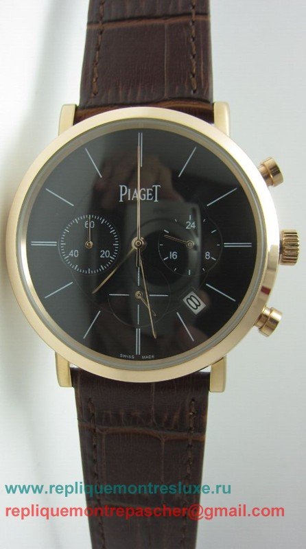 Piaget Working Chronograph PTM32