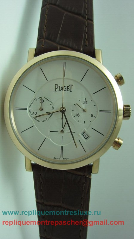 Piaget Working Chronograph PTM33